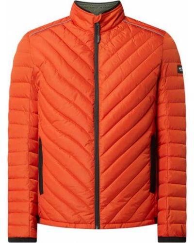 Pomarańczowa kurtka ze stójką Mcneal