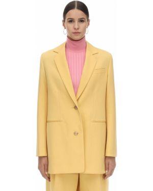 Пиджак оверсайз шерстяной Nina Ricci