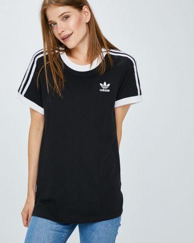 Футболка свободная однотонная Adidas Originals