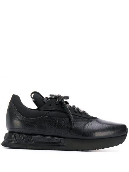 Черные кроссовки Artselab