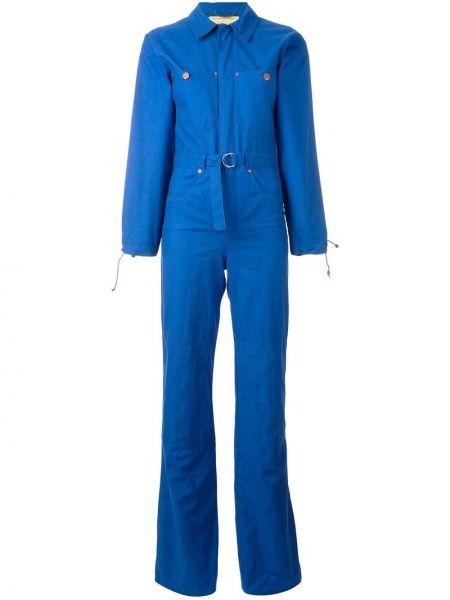 Dżinsowa garnitur niebieski długo Jc De Castelbajac Pre-owned