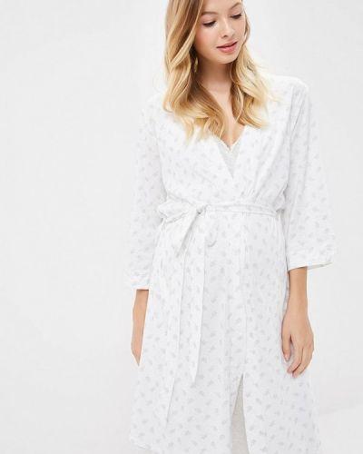 Белый халат домашний Women'secret