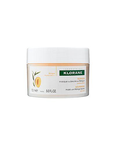 Маска для волос питательная укрепляющий Klorane