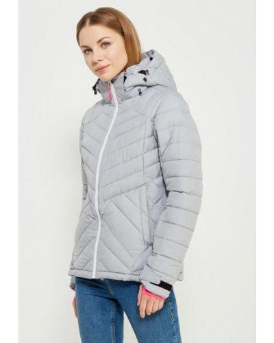 Серая горнолыжная куртка Icepeak