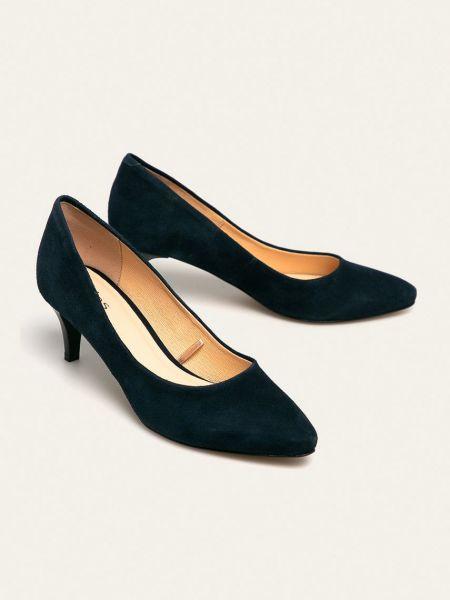 Кожаные туфли Wojas