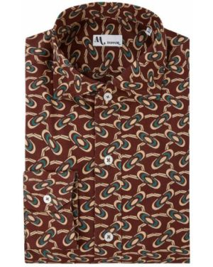 Koszula z długim rękawem długa z mankietami Doppi Aa