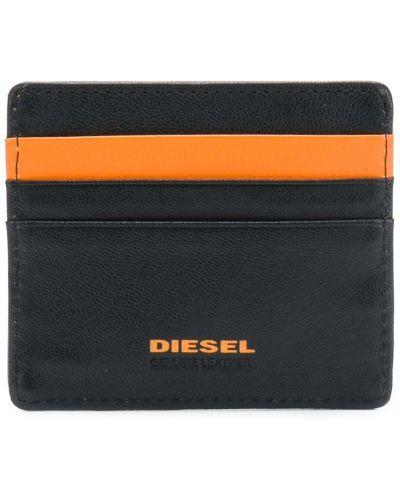 Визитница кожаная Diesel