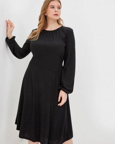 Повседневное платье весеннее королевы Lost Ink Plus