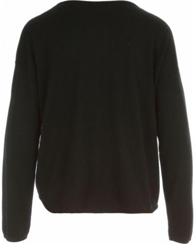 Czarny sweter Aspesi