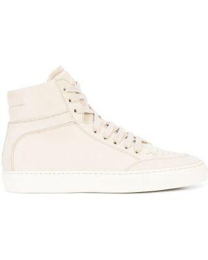 Кожаные кроссовки Koio