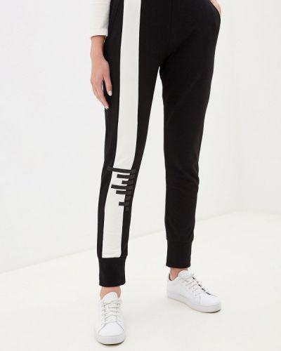 Спортивные брюки итальянский черные Rinascimento