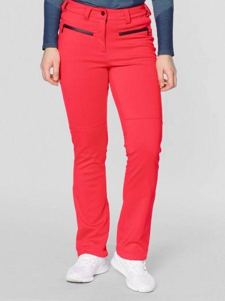 Красные теплые брюки Snow Headquarter