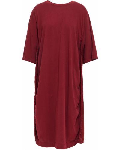 Шелковое платье Clu