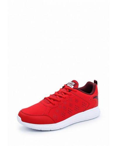 Красные кроссовки Anta