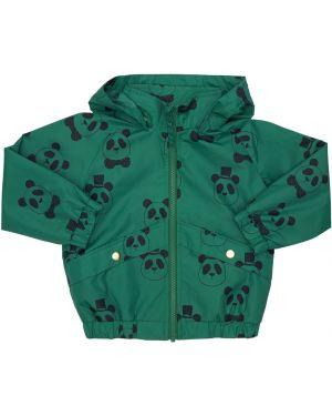 Płaszcz nylon na gumce Mini Rodini