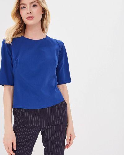 Блузка польская синяя Stylove