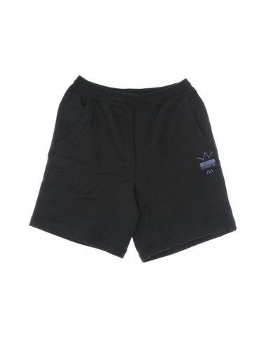 Czarne bermudy Adidas