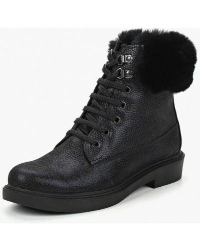 Кожаные ботинки осенние Hcs