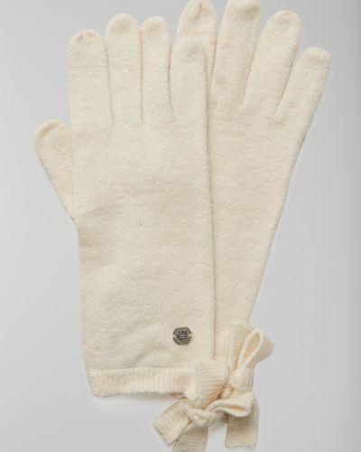 Перчатки с бантом тонкие Marc O' Polo