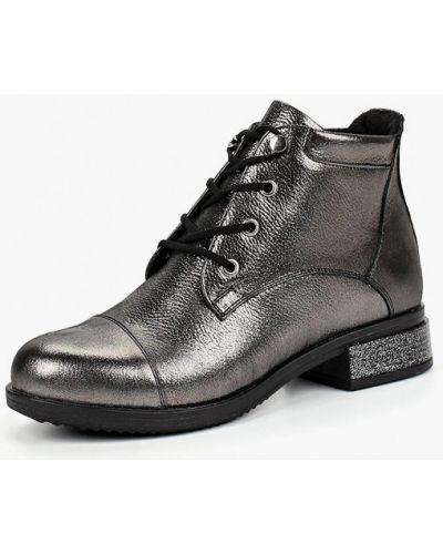 Ботинки на каблуке осенние Alessio Nesca
