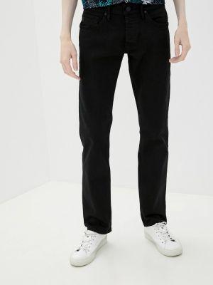Прямые джинсы - черные Tiffosi