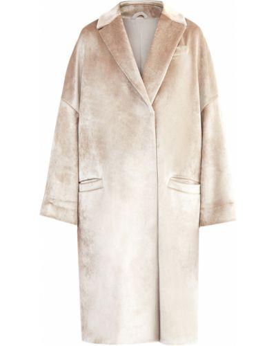 Пальто оверсайз на кнопках Brunello Cucinelli
