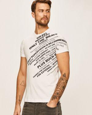 Koszula z wzorem wełniany Diesel