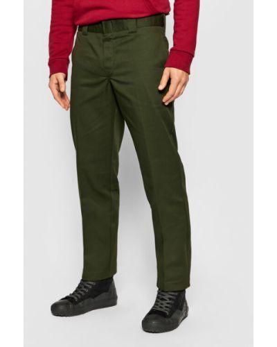 Spodnie robocze - zielone Dickies