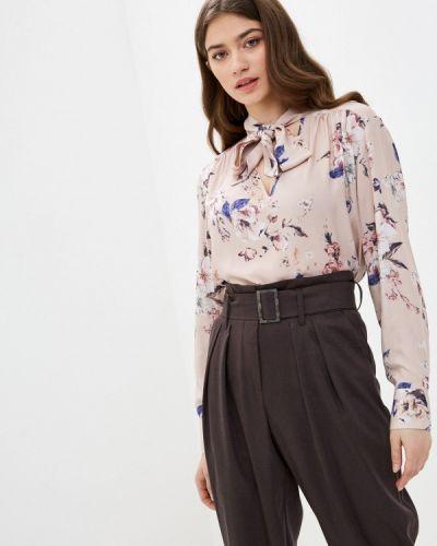 Розовая блузка с длинным рукавом с длинными рукавами Gregory