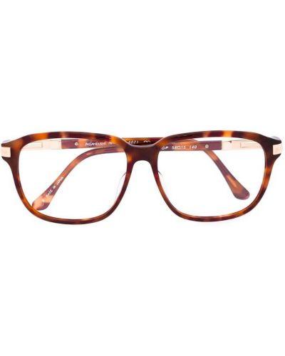 Очки винтажные - коричневые Yves Saint Laurent Vintage