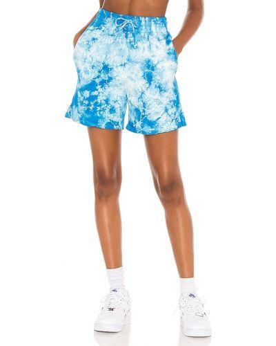 Резинка для волос - синяя Frankies Bikinis