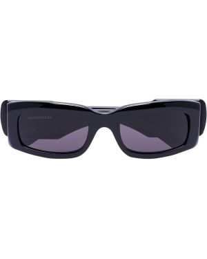 Солнцезащитные очки черные Balenciaga Eyewear
