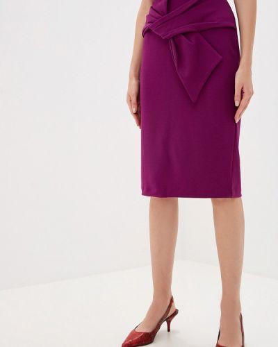 Юбка фиолетовый итальянский Perfect J