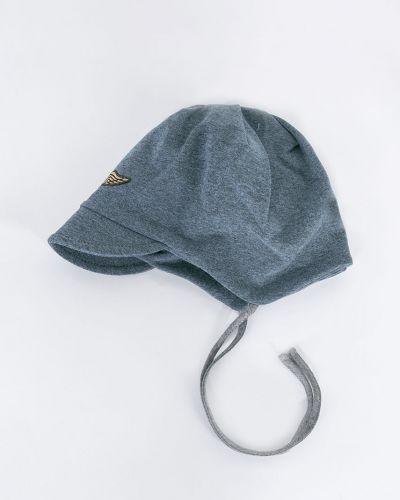 Зимняя шапка серая Coccodrillo