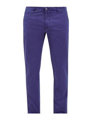 Синие итальянские брюки Jacob Cohen