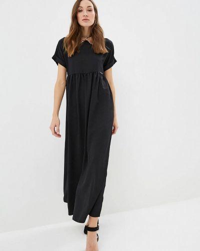 Платье - черное Hellen Barrett