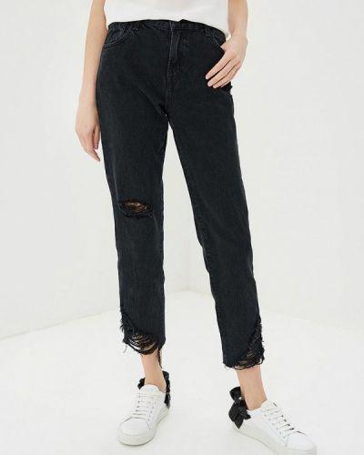 Черные джинсы-скинни J Brand