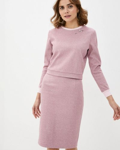 Костюм - розовый Fashion.love.story