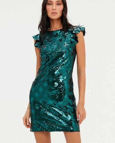 Вечернее платье - бирюзовое Love Republic