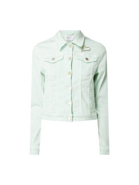 Kurtka jeansowa - zielona Rich & Royal