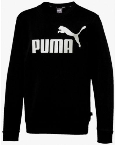 Черный свитшот Puma