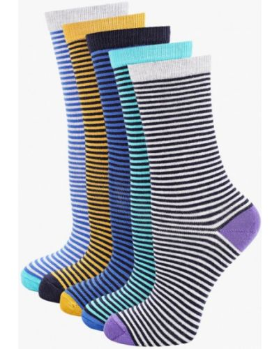 Желтые носки Marks & Spencer