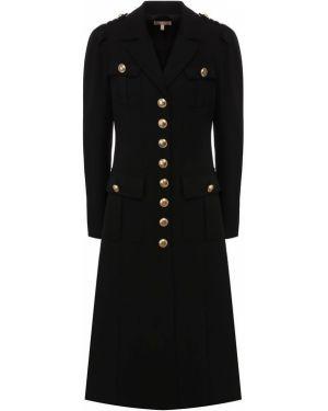 Пальто шерстяное пальто Michael Kors Collection