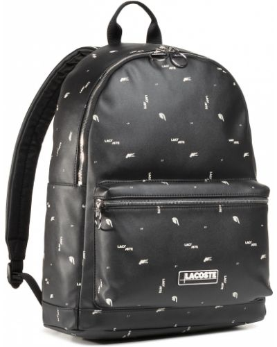 Czarny torebka mini Lacoste