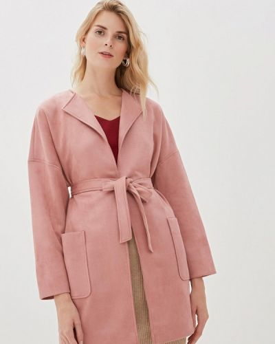 Пальто розовое летнее Vittoria Vicci
