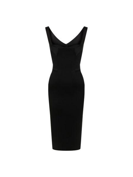 Платье мини миди со вставками Dolce & Gabbana