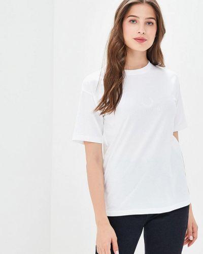 Белая футболка 2019 Fred Perry