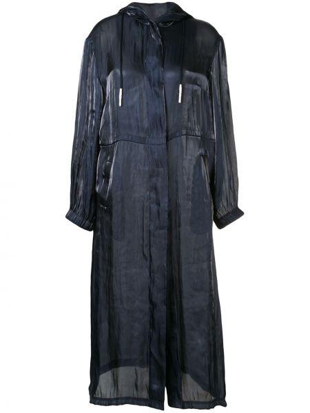 Синий пиджак свободного кроя Manning Cartell