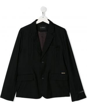 Пиджак на пуговицах с подкладкой John Richmond Junior