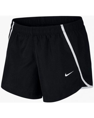 Шорты черные Nike